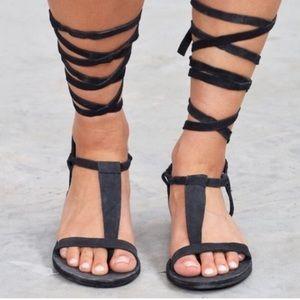 Free people Dahlia sandal